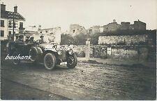 Foto Prinz Leopold bei Felix Graf von Bothmer in Galizien PKW 1.WK  (h916)
