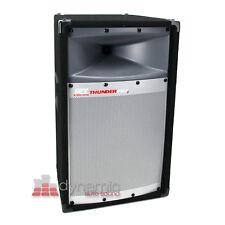 "MTX Audio TP1100 Thunder Pro 2 Series Single 10"" 2-way Professional Loudspeaker"