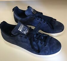 Navy Suede Stan Smith Adidas Sneakers Size 6