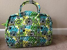 Vera Bradley Grand Traveler LIME'S UP Duffel Luggage Bag Carry-On NEW