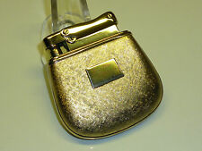 IBELO MONOPOL AUTOMATIC POCKET WICK LIGHTER - FEUERZEUG - 1952 - MADE IN GERMANY