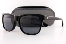 Brand New EMPORIO ARMANI Sunglasses 4041 5017/81 Polarized BLACK/GREY For  Men