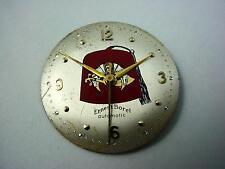 Mens 27.8mm Ernest Borel Shriner Vintage Watch Dial Gold Mrks Pearl Automatic