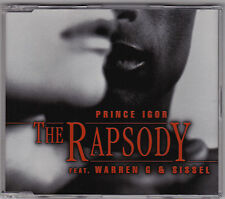 Prince Igor Feat Warren G & Sissel - The Rapsody - CD (6 x Track)