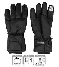 Dual Fuel Basic Battery Heated Gloves - Medium