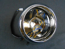 NEW GENUINE APRILIA MOJITO CUSTOM50 99-08 HEADLIGHT CASING,CHROME AP8224089 (MT)