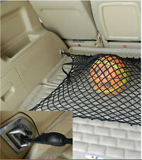 Car Rear Trunk Floor Cargo Net for Universal BMW 3 5 series Benz Coupe Sedan