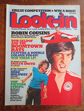 LOOK-IN MAGAZINE 26 January 1980 BOOMTOWN RATS Charlies Angels Jaclyn Smith