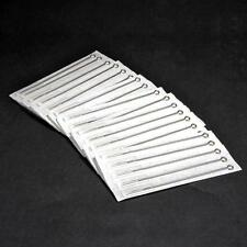 100 Disposable Sterile Tattoo Needles Mix Size 3 5 7 9 RL RS 5F 7M1 Professional