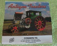 NEW 2014 Antique Tractors CALENDAR Wall Premium Vintage Farm Equip Paper