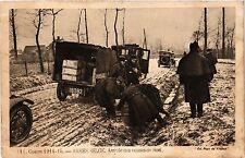 CPA Militaire, Armee Belge - Arrivee des caisses (277686)