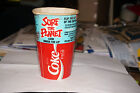 Surf the planet Coca Cola coke drinking cup 1991