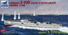 Bronco 1/350 5004 German S-100 Class Schnellboot