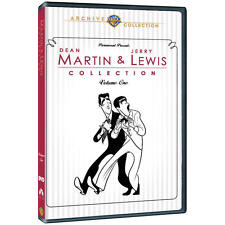 Dean Martin and Jerry Lewis Collection - Vol. 1 DVD Set - 8 Films - Scared Stiff