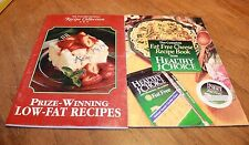 Low fat cookbook and fat free cheese recipe book