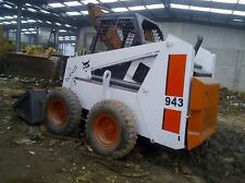 Bobcat 943 Skid Steer Workshop Manuale