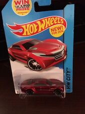 "2014 Hot Wheels ""Ryura LX"" HW City Series #5/250"