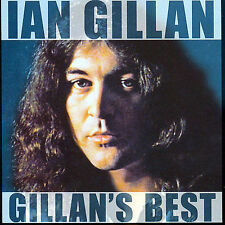 IAN GILLAN (Deep Purple) - Gillan's Best CD [B28]