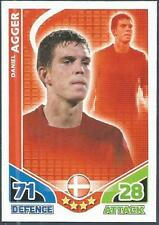 TOPPS MATCH ATTAX WORLD CUP 2010-DENMARK-DANIEL AGGER