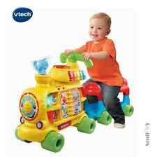 Walker Ride On Train Alphabet VTech Sit to Stand New Learn Toy for Kids Toddler