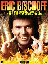 WWE: Eric Bischoff - Sports Entertainments Most Controversial Figure DVD, 2016
