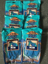 Ni-tone Double Coated Rubber Gloves 6 Pairs LARGE