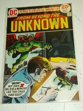 FROM BEYOND THE UNKNOWN #24 VG+ (4.5) DC COMICS OCTOBER 1973+