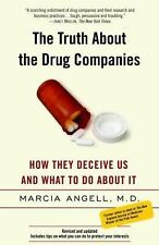 Marcia Angell - Truth About The Drug Companies (2005) - Used - Trade Paper