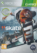 Skate 3 Xbox 360 Skateboarding Game Brand New Factory Sealed
