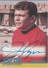 STAR TREK TOS 40TH ANNIVERSARY SERIES 2 A185 JERRY AYERS O'HERLIHY AUTOGRAPH