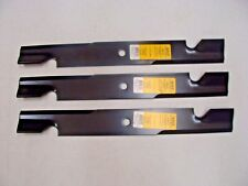 "3 USA XHT HEAVY DUTY MARBAIN BLADES FOR TORO 105-7718-03 1057718 60"" CUTS"