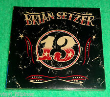PHILIPPINES:BRIAN SETZER - 13 CD ALBUM,Sealed,Stray Cats,New Wave,Rockabilly,OOP