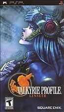 Valkyrie Profile Lenneth UMD PSP COMPLETE SONY PLAYSTATION PORTABLE GAME