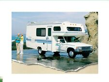 SEABREEZE MOTORHOME OPERATIONS MANUALS for Toyota RV Furnace AC & Appliance Info