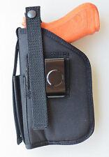 Gun Holster for Glock 17,22 & 37 with Underbarrel TACTICAL LIGHT