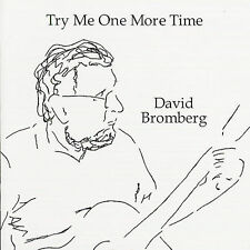 Try Me One More Time by David Bromberg (CD, Feb-2007, Appleseed Records)