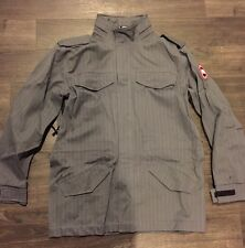 Canada Goose Waterproof Shell Pearson Field Jacket Grey Authentic M65 Military