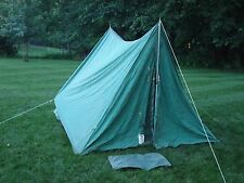 VINTAGE BSA VOYAGER TENT, OFFICIAL BOY SCOUTS OF AMERICA VOYAGER CANVAS TENT