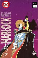 * CAPITAN HARLOCK N°19/GIU/1993 - LEIJI MATSUMOTO - by GRANATA PRESS s.r.l.