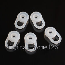5PCS Ear bud Earbud For Nokia BH103 BH105 BH108 BH109 BH214 BH216 BH217 white