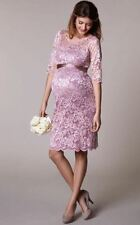 New Tiffany Rose  Maternity Amelia Dress short . Size  UK 10- 12. RRP £169.
