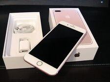 Apple iPhone 7 Plus (Latest Model) 32GB Rose Gold GSM (Unlocked) Smartphone (CA)