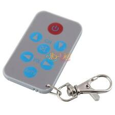 IR universale TV Mini Spy Remote Control Keychain 01 OZ