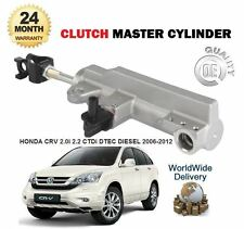 POUR HONDA CRV 2.0i 2.2 CTDi DTEC DIESEL 2006-2012 MAÎTRE CYLINDRE EMBRAYAGE