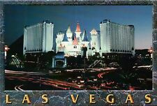 Excalibur Hotel and Casino, Las Vegas, Nevada, The Strip, Castle, NV -- Postcard