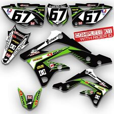 2008 2009 2010 2011 2012 2013 2014 KAWASAKI KLX 140 GRAPHICS KIT BIKE MX DECALS