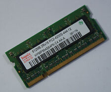 512MB Notebookspeicher Hynix HYMP564S64P6-C4 PC4200 DDR2 TOP! (N2)