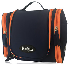 Hanging Toiletry Bag: Insignia Mall Travel Cosmetic Organizer For Men, Women, Bo