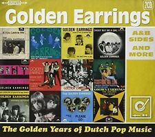 Golden Years Of Dutch Pop Music - Golden Earrings (2015, CD NIEUW)2 DISC SET