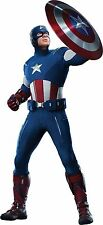 Captin America (white background) 24 x 36 Poster